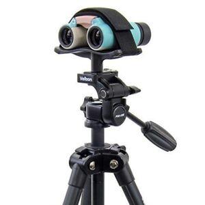Binoculars & Telescopes Velbon Binoculars Accessories Tripod Mounting Adapter Binoculars Com Holder Jp Binocular Cases & Accessories