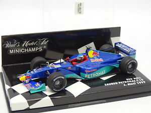 Minichamps-1-43-F1-Red-Bull-Sauber-Petronas-C18-Alesi-1999