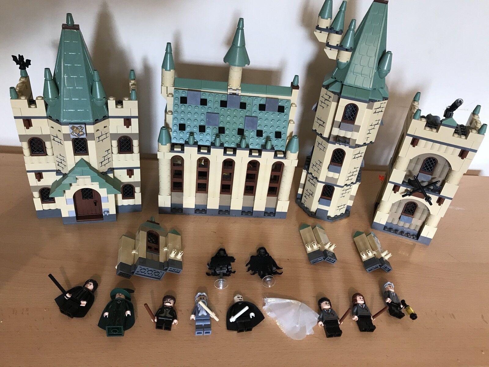 Lego 100% Complete Harry Potter 4842 Castle