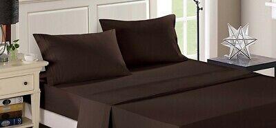 (1) Luxor Style 100% Cotone Egiziano 400 Fili Federa ~ Standard 20x 29 Nuovo Con Metodi Tradizionali