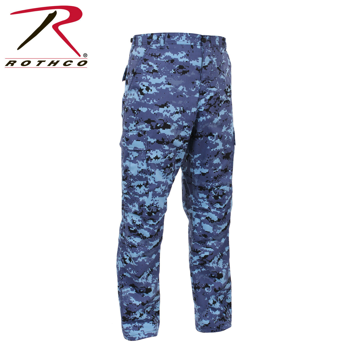 redhco  Tactical BDU Pants Sky bluee Digital Camo  outlet online store