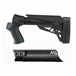 Details about ATI T3 6 Pos Shotgun Stock + Forend B 1 10 2007 for Savage  Stevens 320