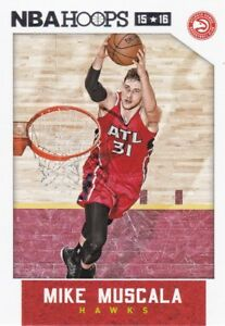 2015-16-Panini-NBA-Hoops-Basketball-Trading-Card-16-Mike-Muscala