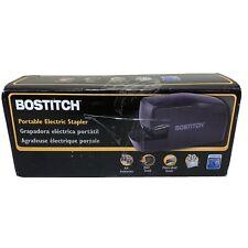 New Listingnib Bostitch Portable Electric Stapler Mds20 Blk Free Shipping New Open Box