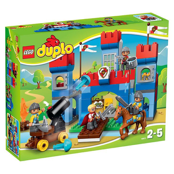 LEGO ® DUPLO ® 10577 grande castello Burg NUOVO OVO NEW ORIGINALE