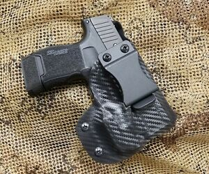 GUNNER-039-s-CUSTOM-HOLSTERS-IWB-fits-SIG-SAUER-P365-with-Streamlight-TLR-6-TLR6