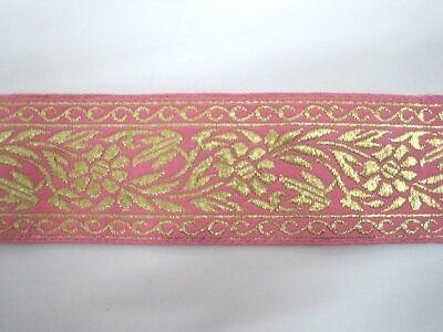 Ranken Blüten Rosa-Gold BO-J3-1500