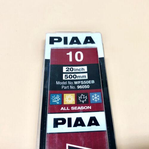 "New PIAA All Season Silicone 20/"" Windshield Wiper Blade Preparation Pack 96050"