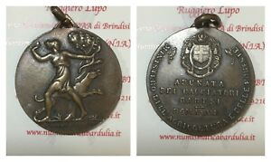 Medaille-Trooping-Piece-des-Chasseurs-Baresi-Roma-Opus-Martin-Annee-Ix
