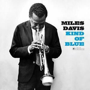 Davis-Miles-Kind-Of-Blue-New-Vinyl