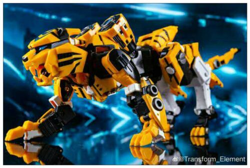 Transform Element YS-01 Hornets Tiger T-Beast Bumblebee Action Figure Toy