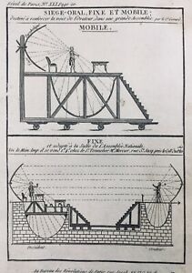 Assemblee-Nationale-en-1789-Rarissime-Gravure-de-la-Revolution-Francaise-Paris