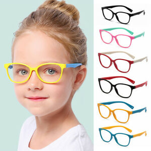 Kids-Anti-blue-Rays-Glasses-Children-Radiation-Protection-Computer-Goggles-New