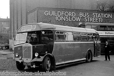 Aldershot District 183 Hou909 Dennis Lancet Bus Photo Ref P192 Ebay