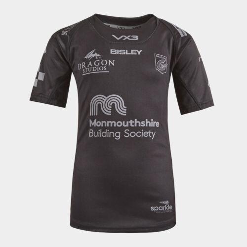 VX3 Unisex Draghi 2019//20 Kids Home Replica S//S rugby Camicia