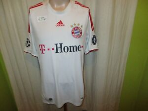 Details zu FC Bayern München Adidas Champions League Trikot 200809