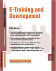 e-Training and Development: Training and Development by Colin Barrow (Paperback, 2003)