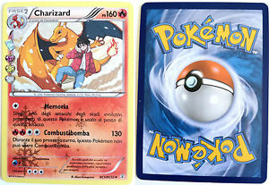 Sammeln & Seltenes CHARIZARD RC5/RC32 RADIANT COLLECTION NON COMUNE HOLO REVERSE ITALIANA NEAR MINT Sammelkartenspiele/TCGs