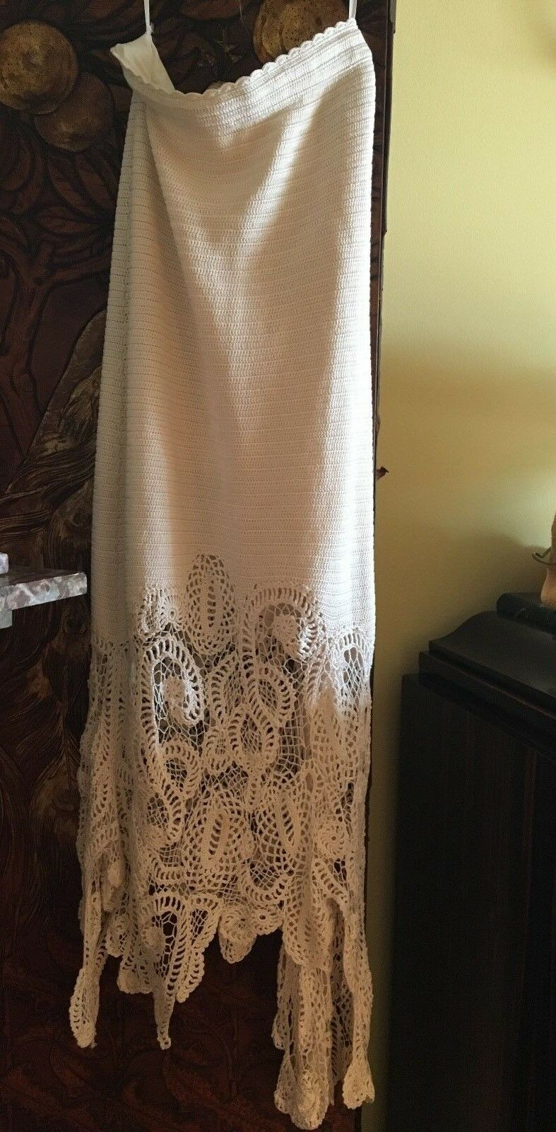 Ralph Lauren Long Skirt  Lace size S