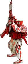 ThreeA WWRp (World War Robot) Caesar - BcELL Collectible Figure - Ashley Wood