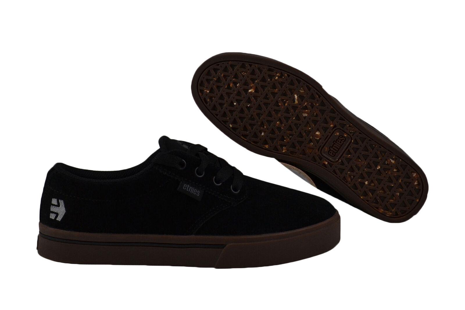 Etnies Jameson 2 ECO schwarz schwarz gum Skater Schuhe Turnschuhe schwarz