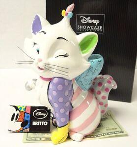 Brand New in Box, Disney's Marie Cat from Aristocats, Romero Britto Collection!!