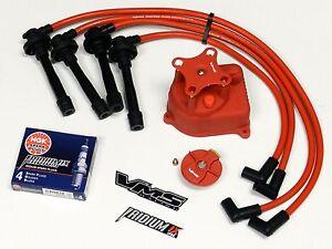 honda accord distributor wiring diagram honda d16 distributor wiring diagram distributor cap rotor spark plug wire kit 92-95 honda ... #8