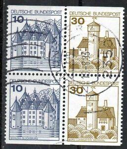 Alemania / Germany /  bloque de 4    usado