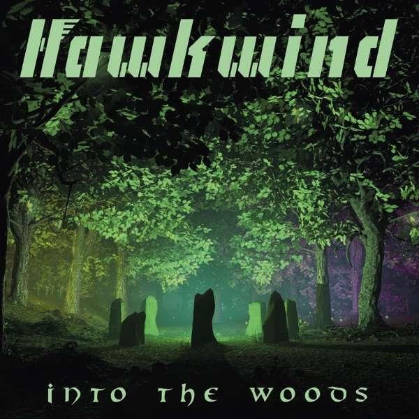 Hawkwind - Into The Woods Nuevo CD Digipack