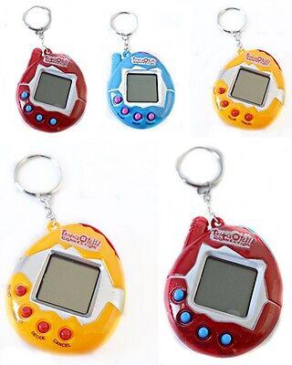 Tamagotchi virtuelles Haustier 49 in 1  3 Farben 90S Nostalgische Spielzeug NEU