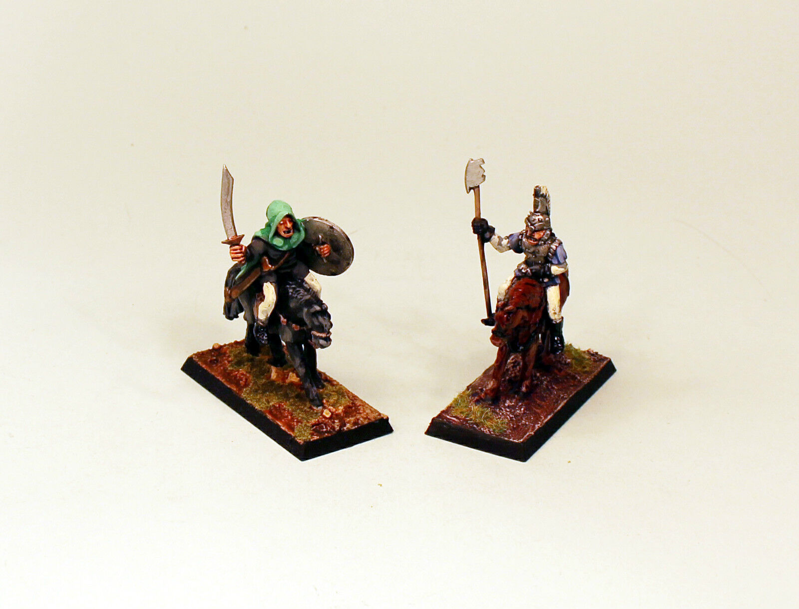 Alternative Armies 28mm Pro-Painted Fantasy OH21 Hobgoblin Cavalry-2 Miniatures