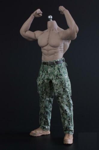 "1//6 Jurassic Park Soldier Shirt Pants Set For 12/"" Muscular Figure PHICEN M34 M35"