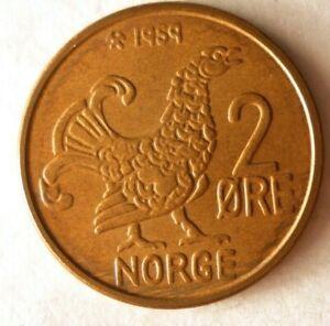 1959-Noruega-2-Mineral-Coleccion-Moneda-Ganga-Bin-107
