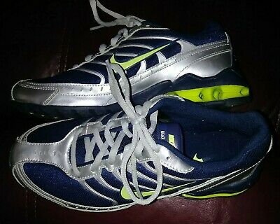Nike Womens Youth Reax Run 3 Silver
