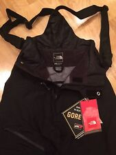 New! - The North Face - Powder Guide Pants  - Gore-Tex Pro Shell - Small - Black