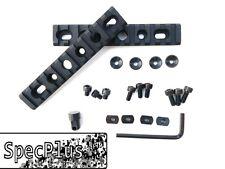 2x Rail Set Handguard M&AR Series Picantiny Weaver 21mm Aluminum Airsoft UK