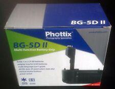 Phottix BG-5D II (BG-E6) Premium Series Battery Grip for Canon EOS 5D mark II