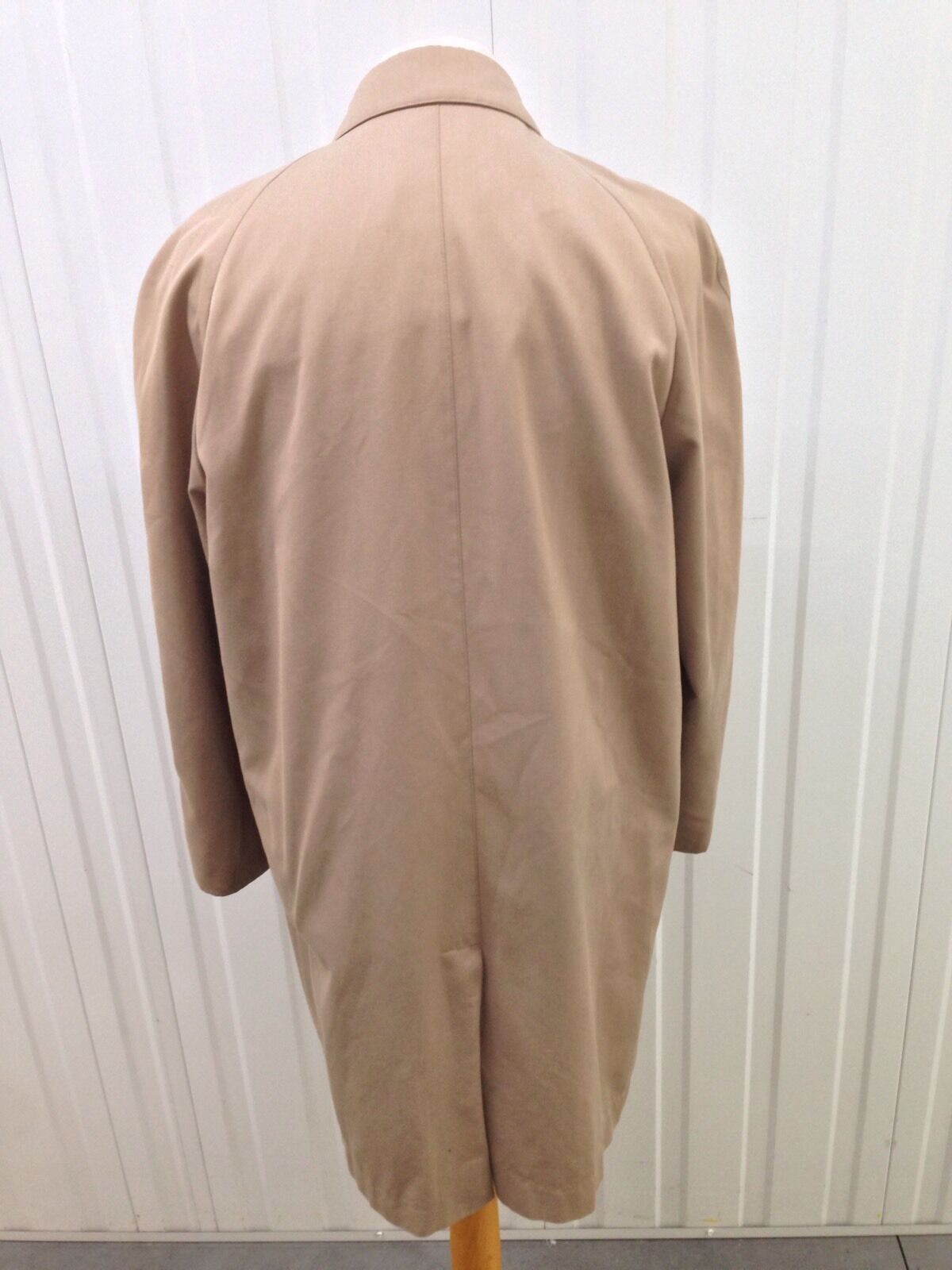 Mens Vintage Jonelle Trench Trench Trench Coat - 44  Chest - Beige - Great Condition | New Products