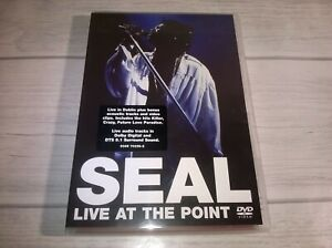 Seal-Live-At-The-Point-Dublin-Genuine-R2-DVD-VGC
