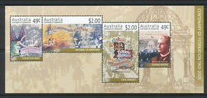 Australian-Stamps-2001-Centenary-of-Federation-Mini-Sheet