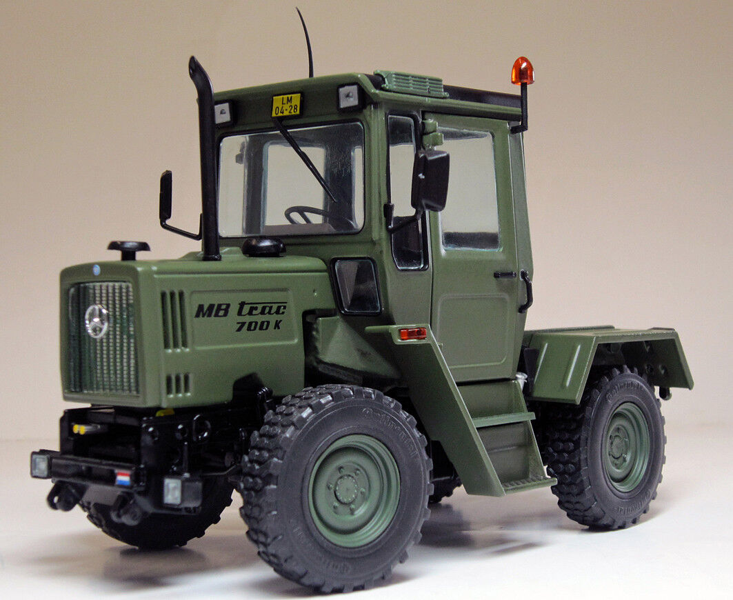 WEI2038 - Tracteur MB TRAC 700 K MERCEDES BENZ military version édité à 500 unit