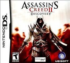 Assassin's Creed II: Discovery (Nintendo DS, 2009)