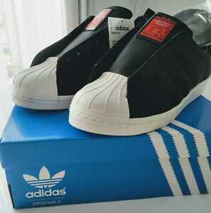 Adidas-run-dmc-Superstar-annees-80-Taille-UK-9-5
