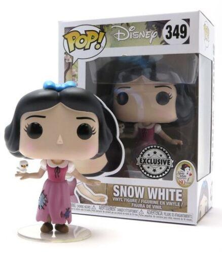 Funko Pop Disney 349 Snow White Maid Exclusive