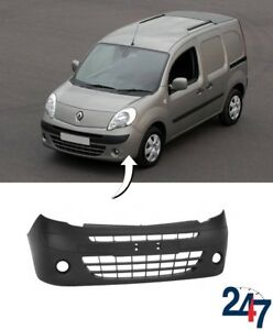 NEW-RENAULT-KANGOO-2008-2013-FRONT-BUMPER-COVER-WITH-FOG-LIGHT-HOLES