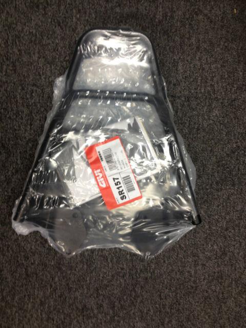 honda cbf125 2009-2014 new givi rear luggage rack carrier sr157