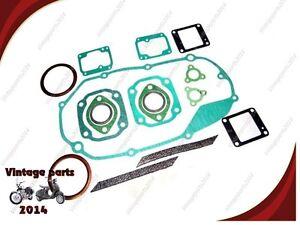 VINTAGE-COMPLETE-ENGINE-GASKET-SET-FOR-VINTAGE-YAMAHA-RD350-1973-1975-NEW