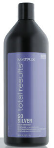 Matrix-Total-Results-So-Silver-Shampoo-33-8-Oz-NEW-PACKAGING-Free-2-Day-Ship
