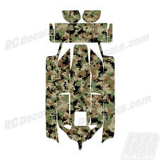 Losi 8IGHT 2.0 RC Graphic Kit Decal Wrap 1/8 Buggy Body Digi Camo
