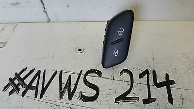 VW Polo 6R 2009 Onward Central Door Locking Switch 6R2962125 a